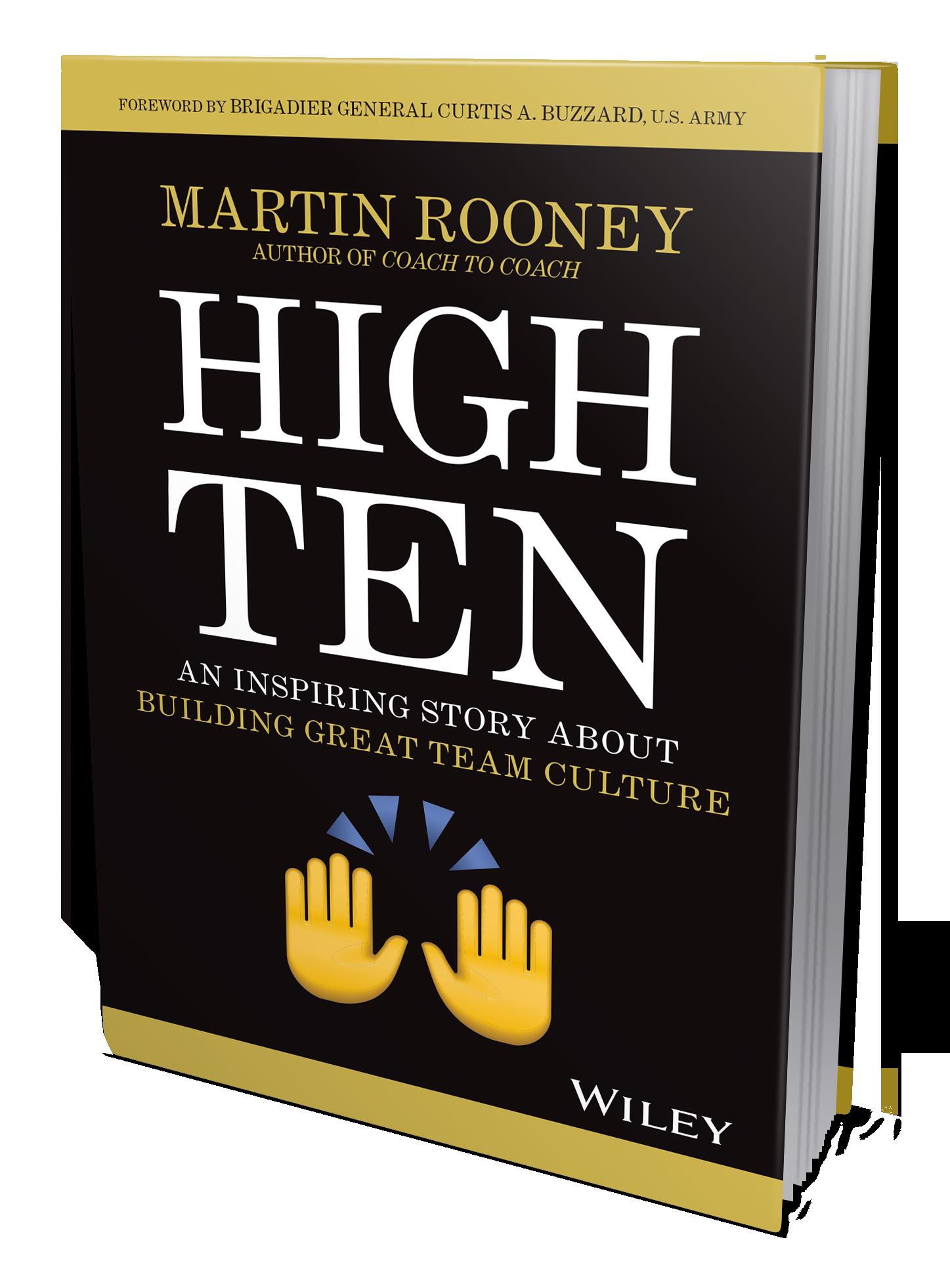 High Ten by Martin Rooney