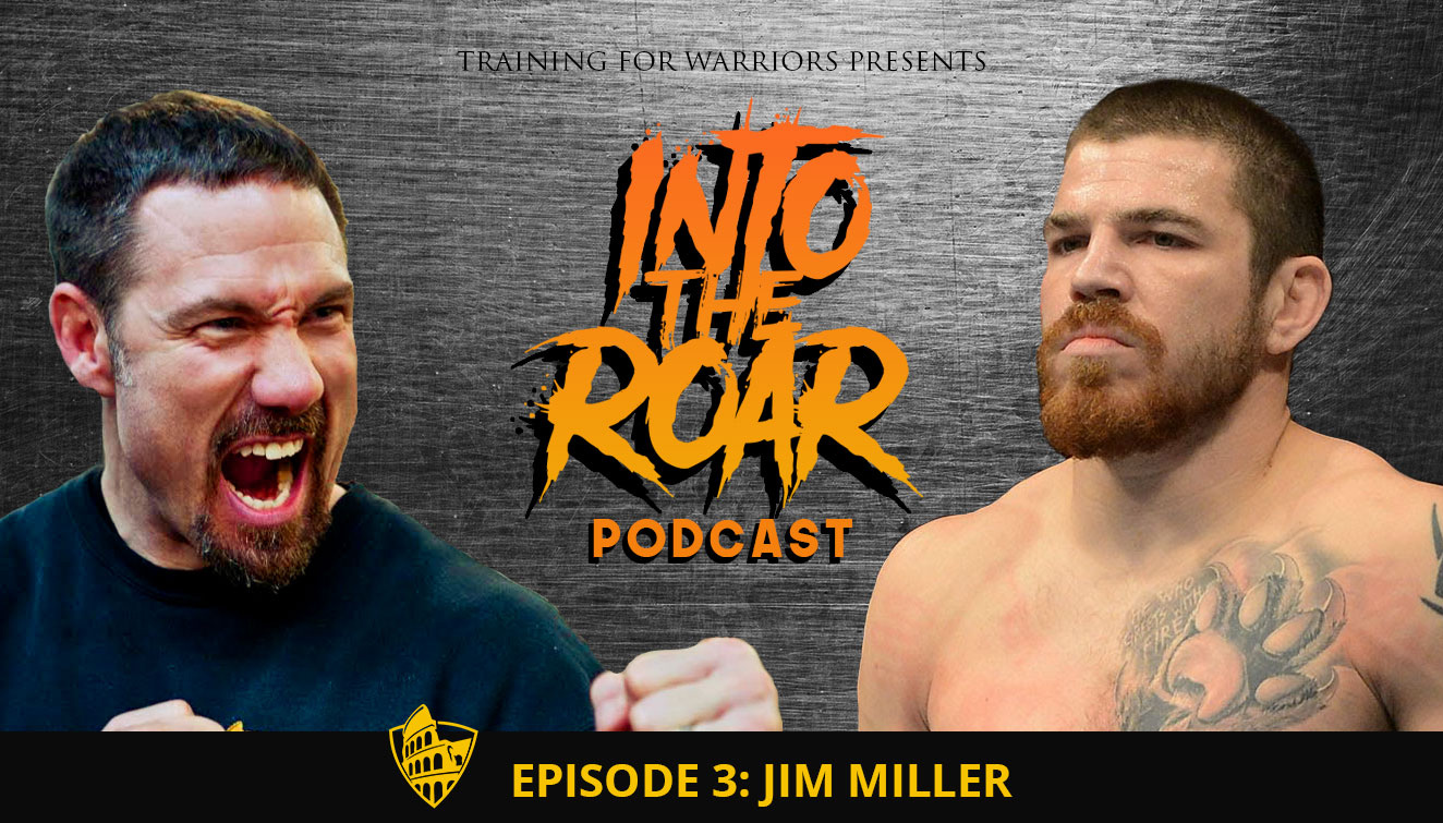 Into the Roar - Jim Miller