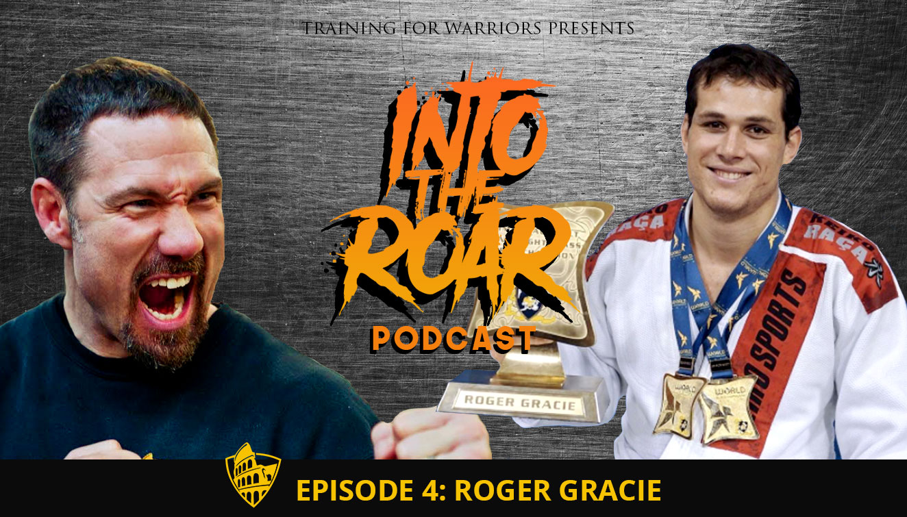 Into the Roar - Roger Gracie