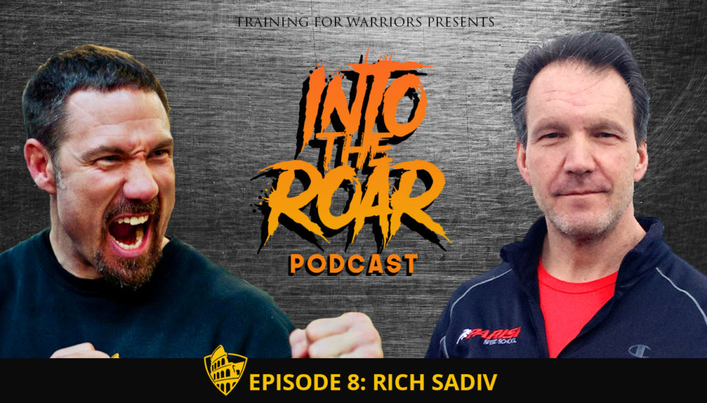 Into the Roar - Rich Sadiv