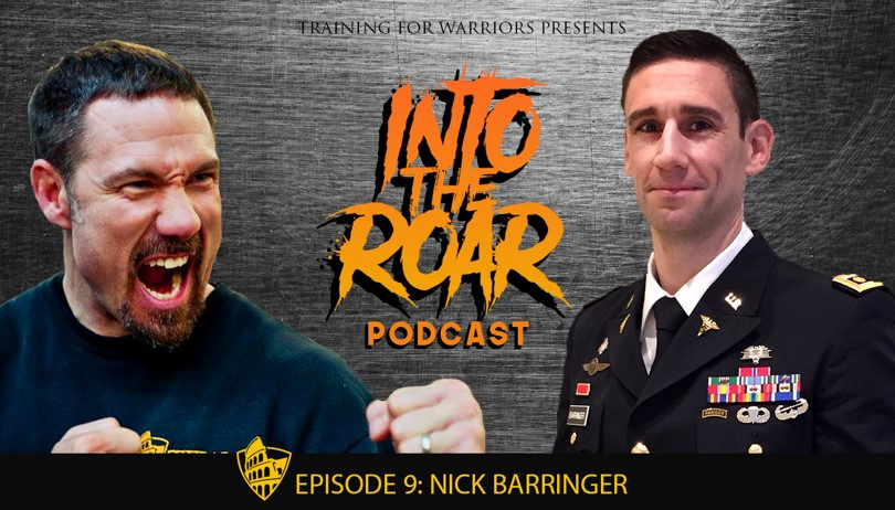 Into the Roar - Nick Barringer
