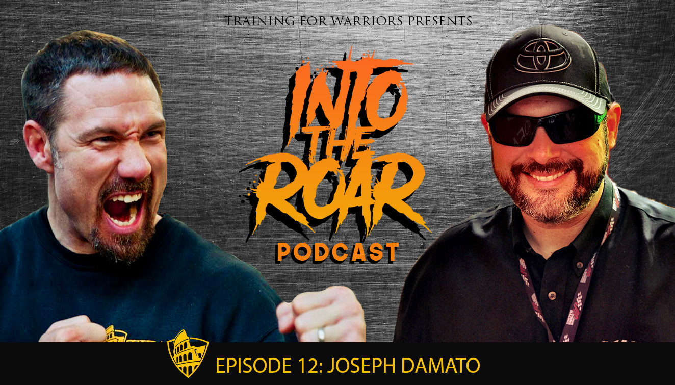 Into the Roar - Joseph Damato