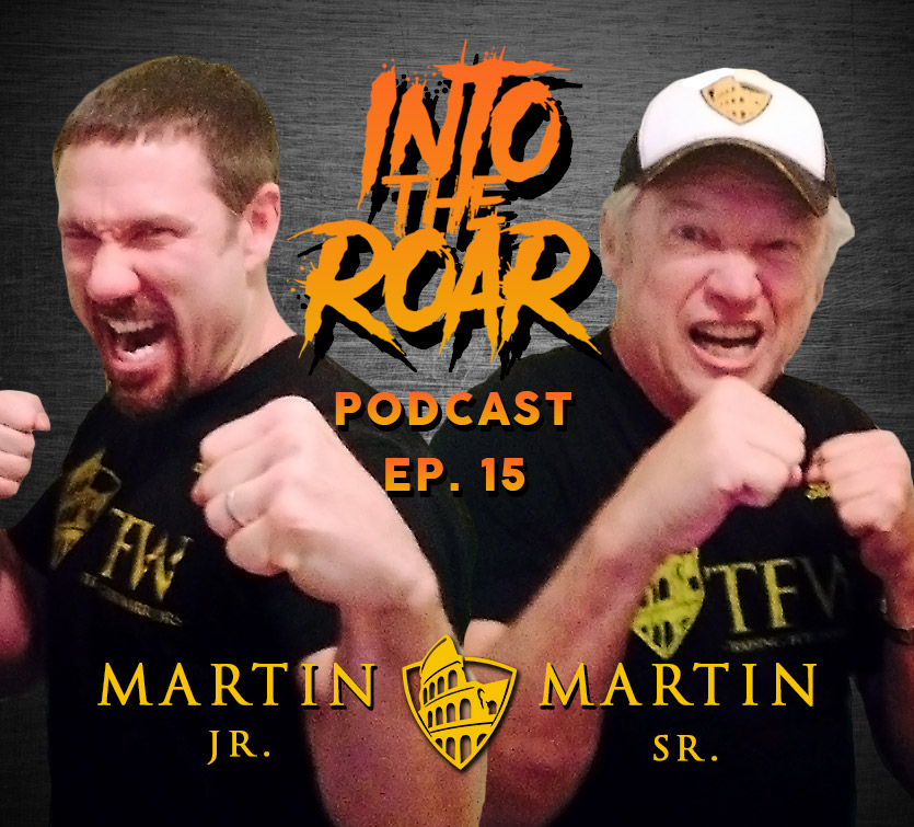 Into the Roar - Martin Rooney Snr