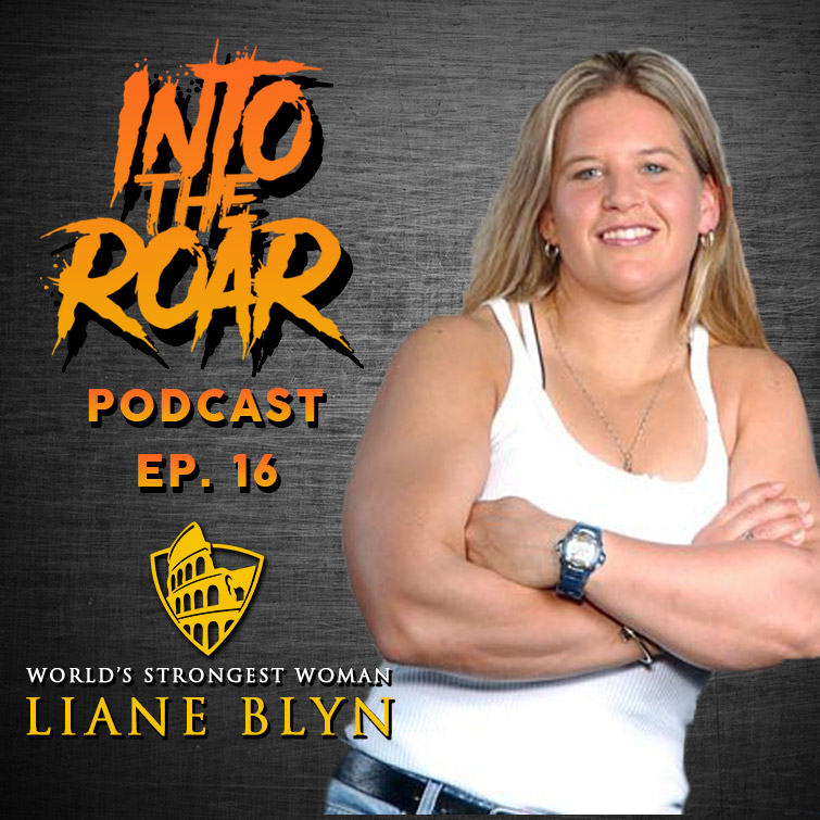 Into the Roar - Liane Blyn